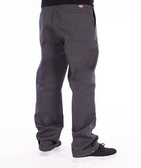 Dickies-874 Pants Charcoal