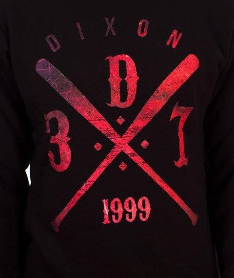 Dixon37-DIX Klasyk Base Bluza Czarna