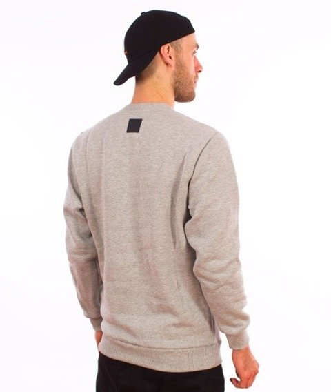 El Polako-Box Style Bluza Szary