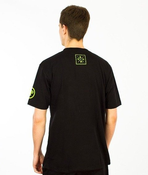 El Polako-Box T-Shirt Czarny