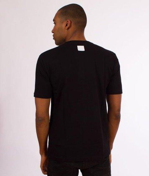 El Polako-Brush T-Shirt Czarny