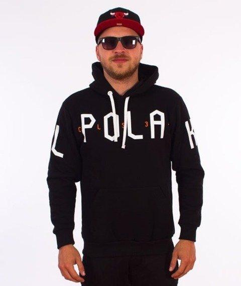 El Polako-CLS 34 Bluza Kaptur Czarny