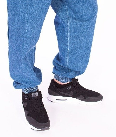 El Polako-Champion Regular Jogger Jeans Light Blue