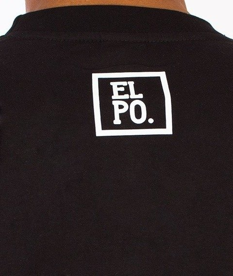 El Polako-Champion T-Shirt Czarny