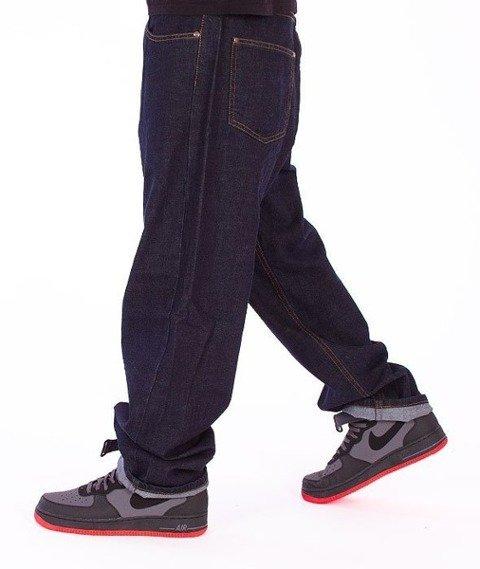 El Polako-Classic Baggy Jeans Dark Blue