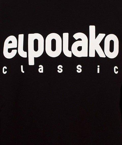 El Polako-Classic Logo Bluza Czarna