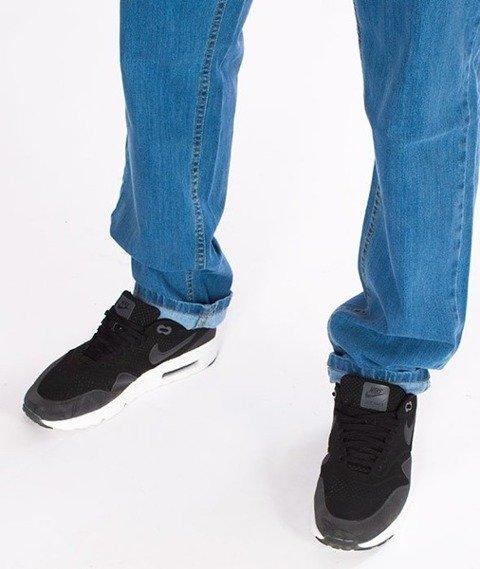 El Polako-Classic Slim Jeans Spodnie Light