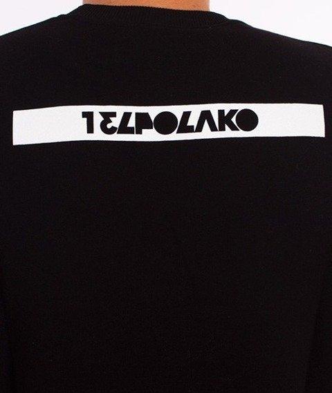 El Polako-Colorfull Bluza Czarna