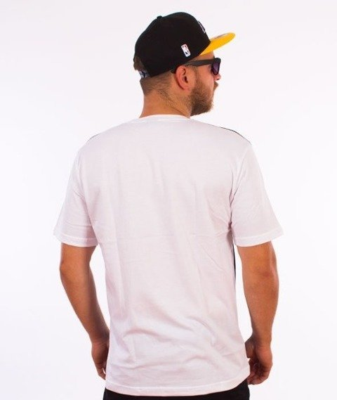 El Polako-Cut Art T-Shirt Biały