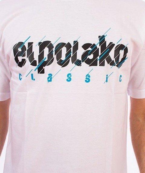 El Polako-Cut Classic T-Shirt Biały