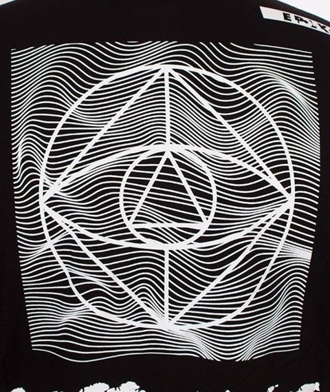 El Polako-Cyrcle World T-Shirt Czarny