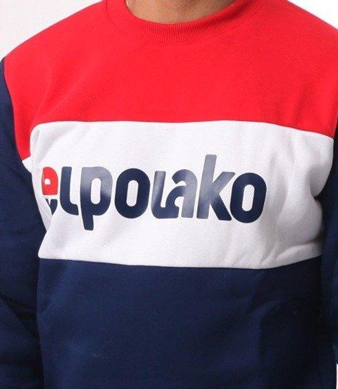 El Polako-ELPO NEW Bluza Granat