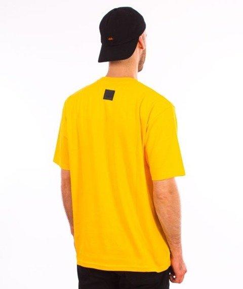 El Polako-EP Basic T-Shirt Żółty