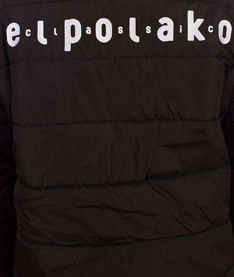 El Polako-EP North Kurtka Zimowa Czarna