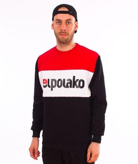 El Polako-Elpo New Crewneck Bluza Czarny