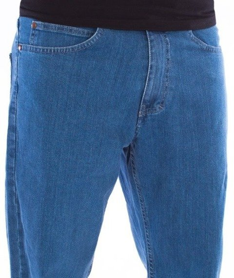 El Polako-Elpo New Regular Jeans Spodnie Jasne Spranie
