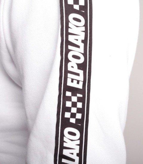 El Polako F1 Bluza z Kapturem Biały