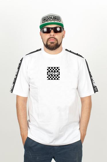 El Polako F1 T-Shirt Biały