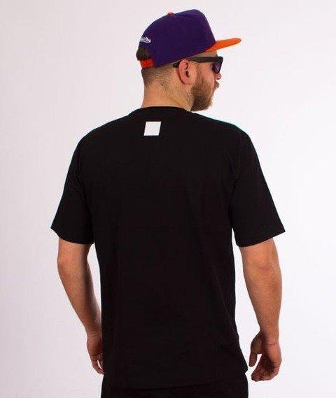 El Polako-Gradient T-Shirt Czarny