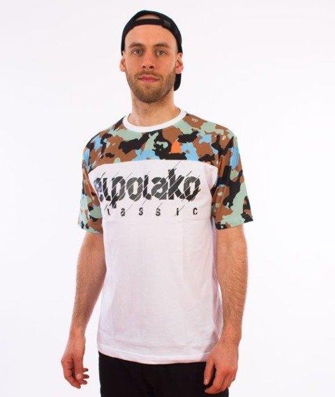 El Polako-Half Moro 08 Cut T-Shirt Biały