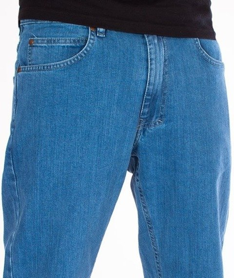 El Polako-Handwritten Slim Jeans Spodnie Light