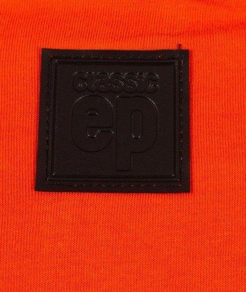 El Polako-Handwritten T-Shirt Pomarańczowy