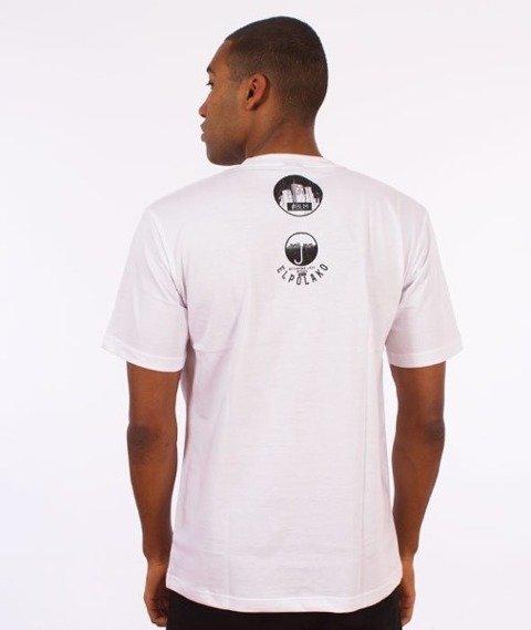 El Polako-Kikuty T-Shirt Biały