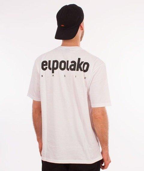 El Polako-Little Classic T-Shirt Biały
