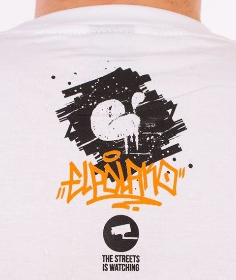 El Polako-Markers T-Shirt Biały