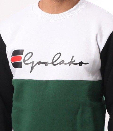 El Polako-Mistrz Bluza Zielony Czarny