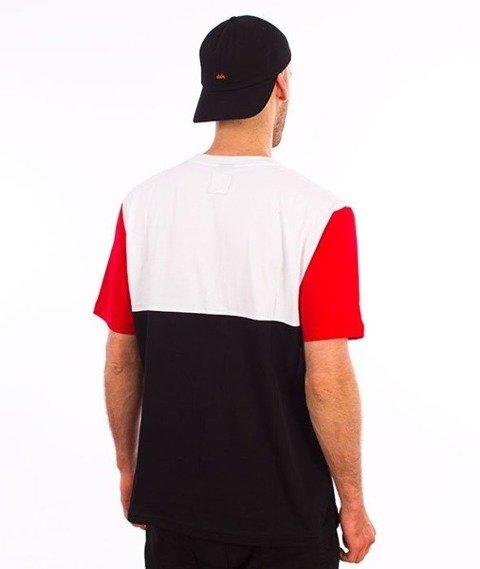 El Polako-Mistrz T-Shirt Rękawy Czerwony
