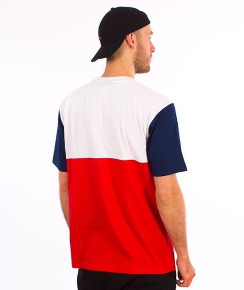 El Polako-Mistrz T-Shirt Rękawy Granat