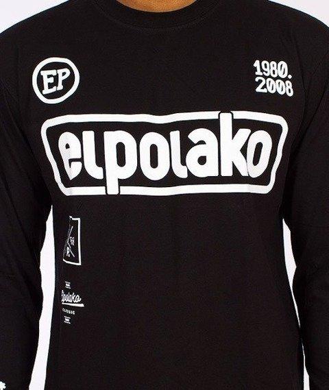 El Polako-More Longsleeve Czarny