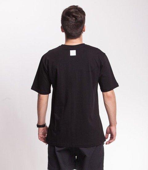 El Polako NOISE T-Shirt Czarny