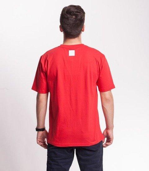 El Polako NOISE T-Shirt Czerwony