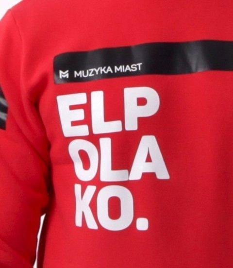 El Polako-OK Bluza Czerwona