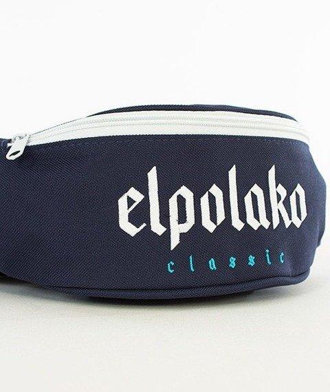 El Polako-Old Classic Street Bag Nerka Granatowa
