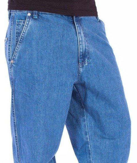 El Polako-Pocker ELPK Regular Jogger Jeans Light Blue