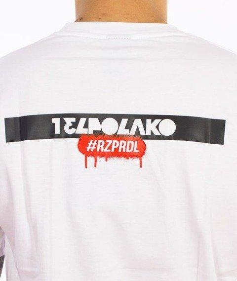 El Polako-RZPRDL T-Shirt Biały