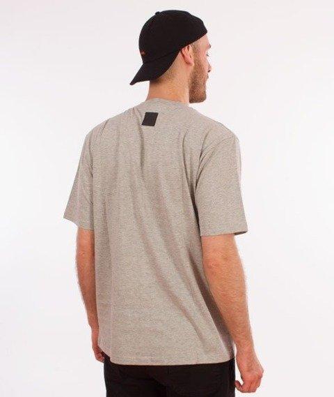 El Polako-Rainbow T-Shirt Szary