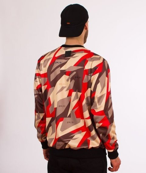 El Polako-Red Triangle Moro Bluza Premium