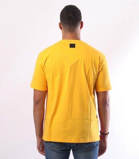 El Polako-School T-Shirt Żółty