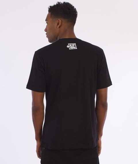 El Polako-Świat T-Shirt Czarny