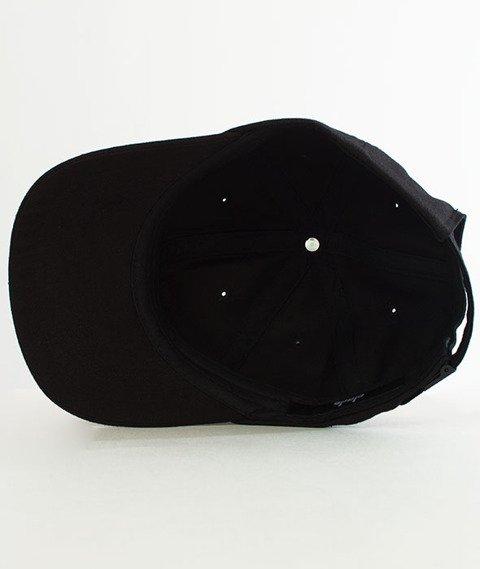 Elade-6 Panel Elade Snapback Black