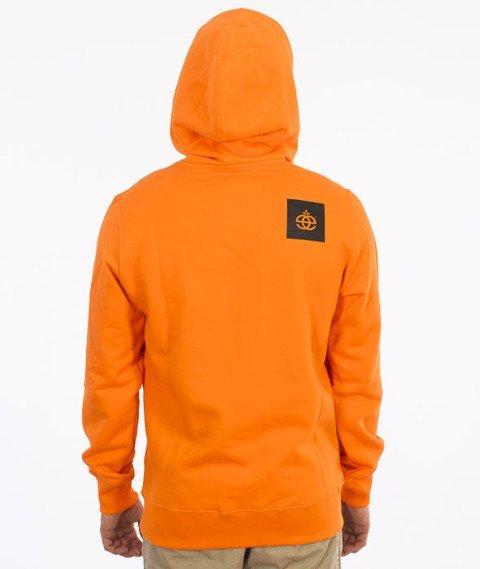 Elade-Box Bluza Kaptur Orange