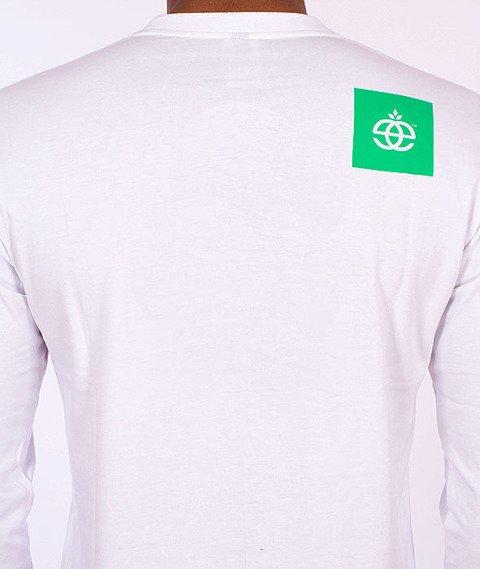Elade-Box Longsleeve White