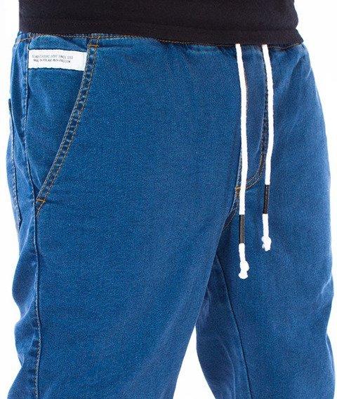 Elade-Denim Jogger II Light Blue