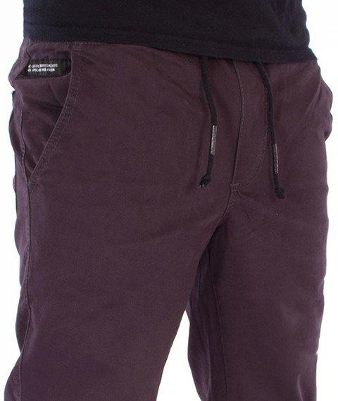 Elade-Elade Jogger Pants Spodnie Grafitowe