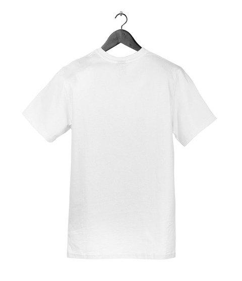Elade-Icon Glitch T-Shirt White