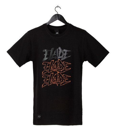 Elade-Jerky T-Shirt Black